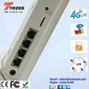 Unlocked LTE CPE Cat4 4G wifi Wireless Router SMS VIOP Gateway device