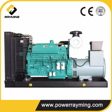 Powered By Cummins KTA19-G4 400kw 500kva Diesel Generator Set