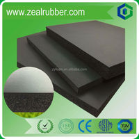 cheap building materials/dense nbr rubber foam insulation sheet