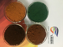 Low Price Iron Oxide Red Pigments for Asphalt