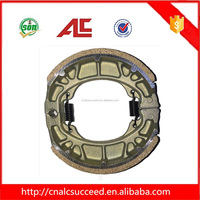 Good quality CG125 brake shoes for motorcycle use