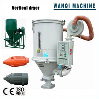 Drying chamber for wood/wood drying method/vertical dryer