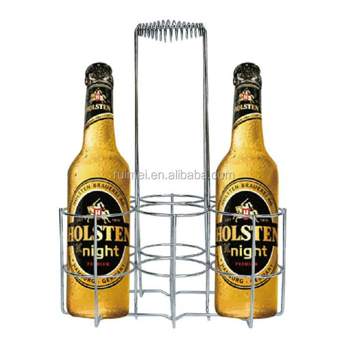 Practical KTV Metal Beer Glass Rack