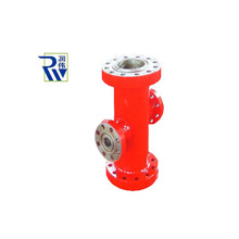 API drilling Adapter spools or Spacer spools or Riser flange for cementing pumping unit