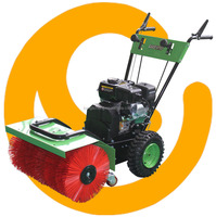 7hp Gasoline Powered Snow Sweeper KCB25