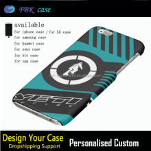Mobile Phone High Quality Hard Plastic 3D Sublimation Case For Iphone 5 YETI Cycles Bike Bicycle Team Case Custom