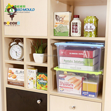Home Storage & Organization Plastic Plastic Transparent Container&storage case With Handle