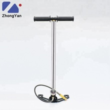 ZhongYan High Pressure 4500PSI Scuba Tank Hand Operated Air Pcp Pump