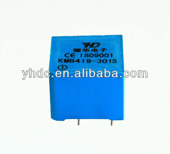 Epoxy cast resin thyristors trigger transformer