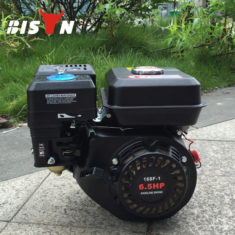 BISON 4 stroke honda gx210 ohv gasoline engine 7.5hp