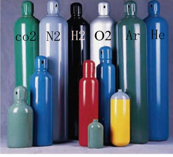 Industrial-specific small portable oxygen cylinder Various specifications