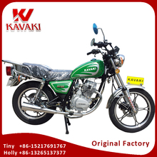 China Kavaki Cheap GN125 Two Wheel Motorcycle Cheap 150CC Street Racing Motorcycle Chopper