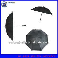 Popular double layers windproof golf 2 person umbrella