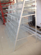 quail farm layer cage of commercial battery cage for chicken pullets production