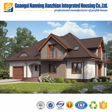 China Manufacturer Low Price Wooden Prefabricated Home Log Cabin House