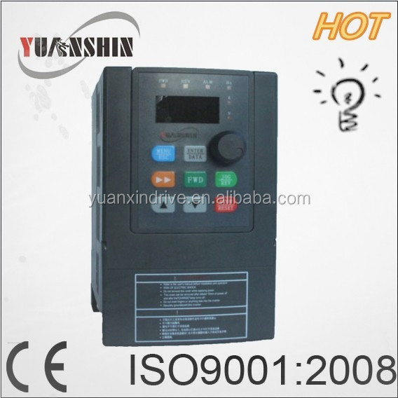 1 phase input 3 phase output frequency coverter