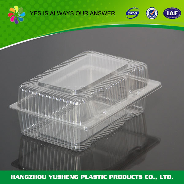 Wholesale Disposable clear fruits and vegetables packing box