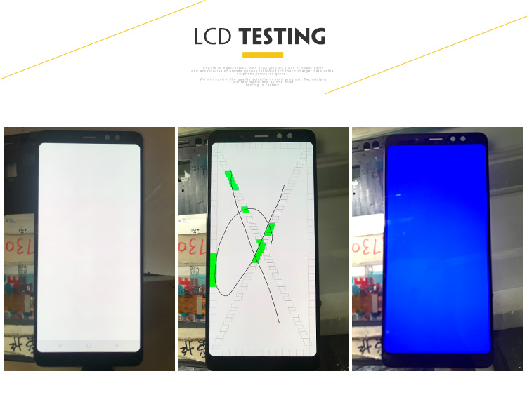 High Quality Cheap Price 1280*720 Lcd Screen J1 J100 J3 J5 J7