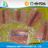 Frozen Iqf Pink Salmon Portion
