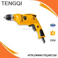 MOD.10-3 Power Tools 10mm 750W Mini Munual Hand Electric Drill