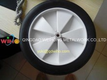 TOP Selling 7 Inch Solid Rubber Wheel