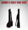 Wholesales PGM portable golf gun package lazy hand bag