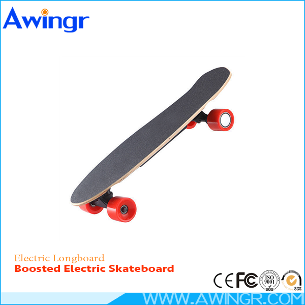 Wholesale Popular sport dual motors Boosted 4 wheel electric skateboard adult toy