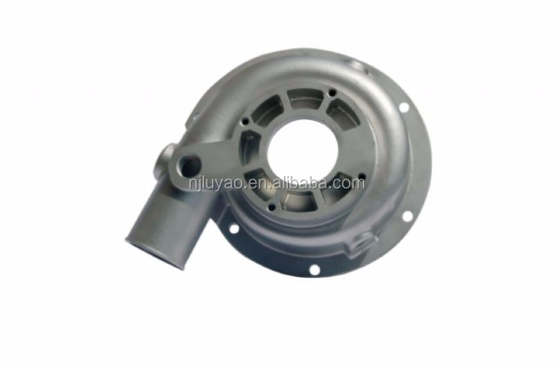 Steel Investment Casting, High Quality Casting Shell for Pump Body