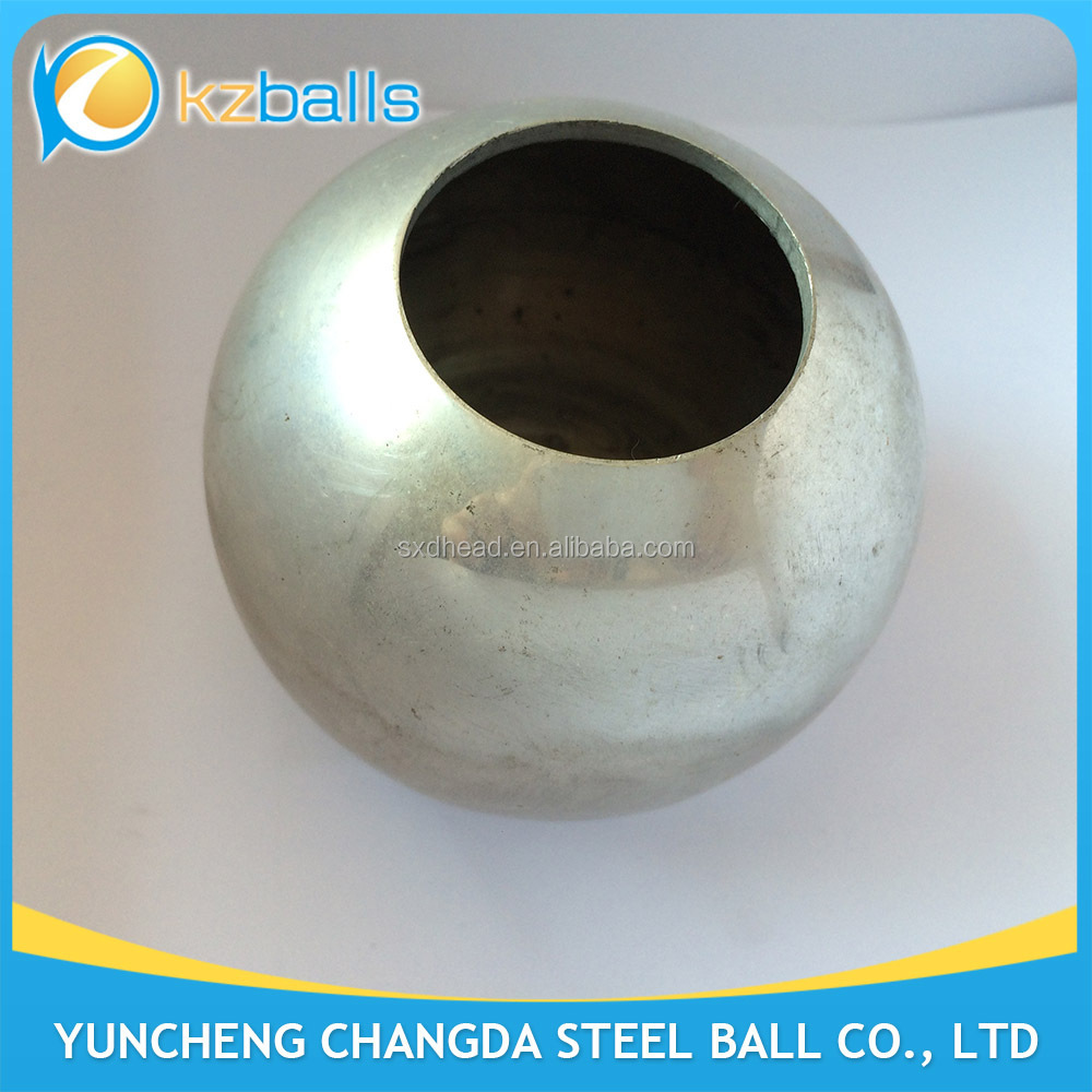 drilling hole 2 3 4 5 6 8 inch pure 2027 Aluminum Hollow Ball