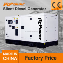 China manufacturer 40kva 32kw heavy duty industrial diesel generator