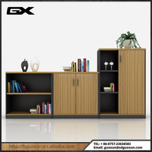 2016 Smooth surface high quality office wooden file storage cabinet