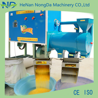 Automatic 35 finess corn grits milling machine