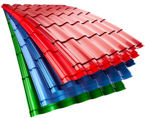 Roofing steel sheet plate insulation sheet cold rolled