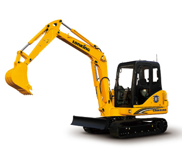LG6060 Chinese mini excavator for sale ,Mini tractor excavator for sale