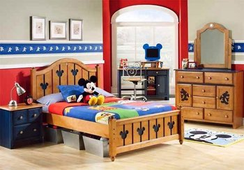 Modern Children Bedroom