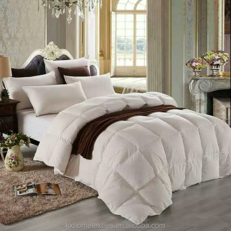 China Luxury Factory Made Goose Down Quilt