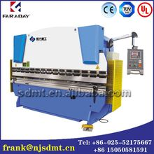 World Around Estun E21 System copper busbar bending machine