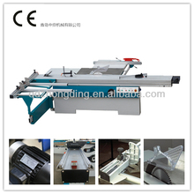 Woodworking machine sliding table panel saw MJ6132-45 for furniture making