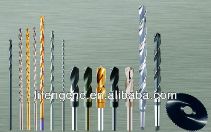 hss taper shank extra long drill bit