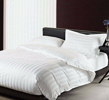 Multifunctional hotel life sheet sets, white hotel bed sheet, hotel bedsheets
