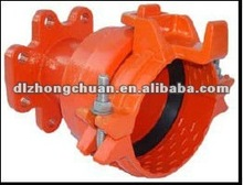 pipe sleeve coupling,water treatment accessories and clamp castings for water supply