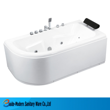 Customized Logo Deep Bathtub Hot Tub Supplies Wholesale Monaco Bath Spa Bubble Massage