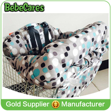 Hot selling shopping cart cover for baby