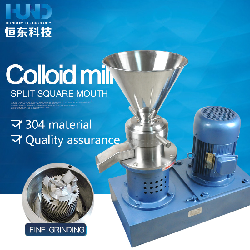 Food grade chilli pepper grinding machine
