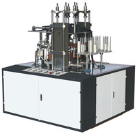 Fully automatic machine for making cak tray