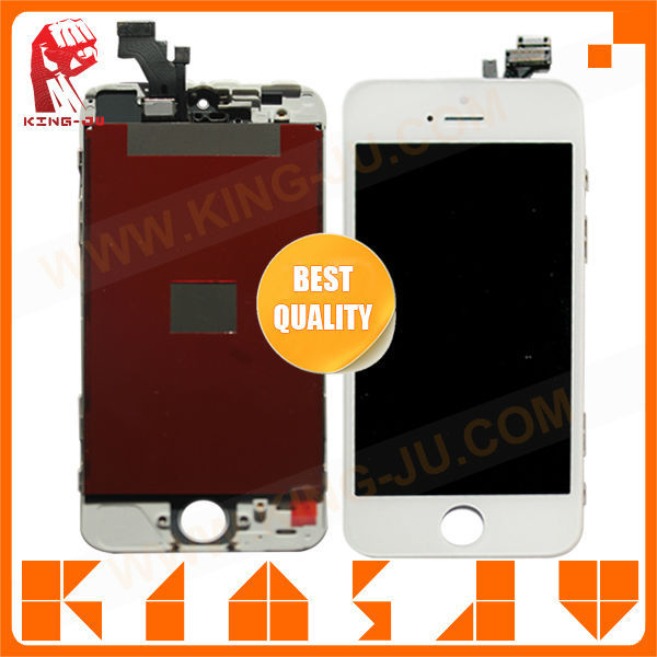 New products 2014 lcd with touch screen conversion kit. for iphone 5 with 12 months warranty,fast delivery for iphone 5 screen