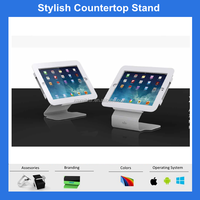 Ipad metal tablet stand