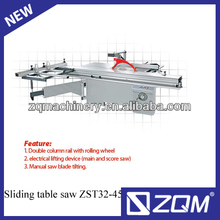 Precision sliding table panel saw ZST32-45