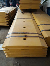 High quality cutting edges for bulldozers excavators loaders