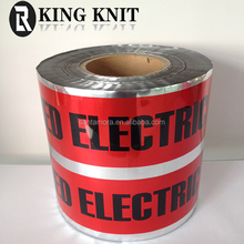 PE+Alu.Foil Underground Magnetic Detectable Warning Tape